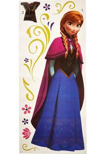 Adesivo Princesa Anna Gigante