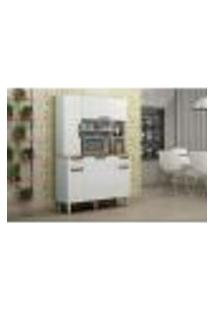 Cozinha Compacta Safira Plus 5 Pt 2 Gv Branca