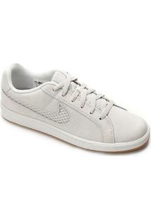 Tênis Nike Wmns Court Royale Feminino - Feminino-Off White