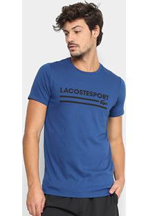 Camiseta Lacoste Sport Masculina - Masculino