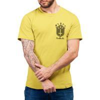 1a05eb0197 Cbf (Brasão Preto) - Camiseta Basicona Unissex