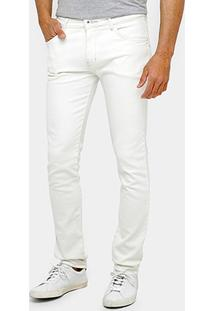 Calça Jeans Forum Igor Indigo Lavada Masculina - Masculino