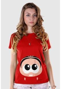 Camiseta Bandup Turma Da Mônica Toy Big Mônica - Feminino