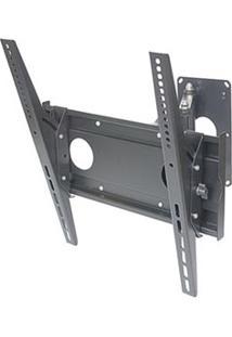 Suporte De Parede Articulado Aironflex Para Tvs De Lcd, Led E Plasma De 43 A 65 Preto - Ma400V44Bk