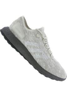 Tênis Adidas Pureboost - Masculino - Bege