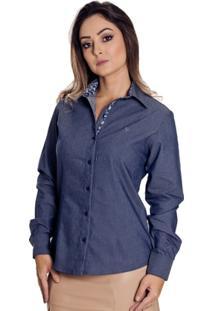Camisa Pimenta Rosada Madeleine - Feminino