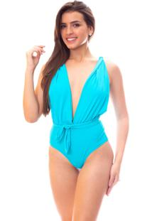 Body Moda Vicio Multiuso Azul Piscina