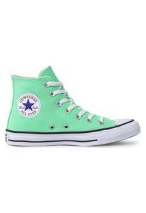 Tênis Converse Chuck Taylor All Star Hi Verde Brilhante Ct04190048.33
