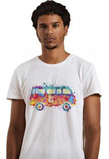 Camiseta Masculina Joss Kombi Barnco