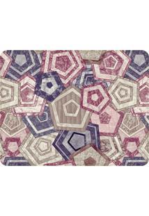 Tapete Love Decor Sala Wevans Abstract Geometric Único