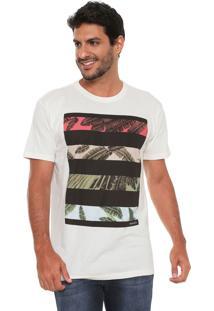 Camiseta Reserva Cabure Off-White