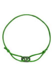 Pulseira Togetherband Mini Goal 13 - Verde