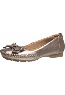 Sapatilha Doctor Shoes 2778 Prata