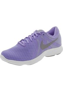 Tênis Revolution 4 Nike - 908999 Lilás