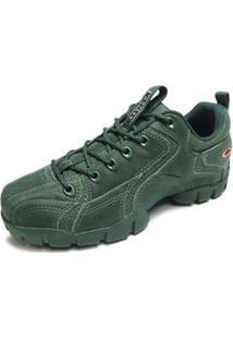 Tênis Oakley Flak Skin Jet Black - Masculino-Verde