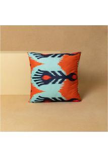 Capa De Almofada Eufrates Cor: Multicolorido - Tamanho: Único