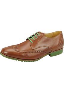 Sapato Sandro Moscoloni Thomas Oxford Marrom