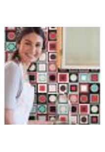 Adesivo De Azulejo 15X15 Para Cozinha - Alegria 36Un
