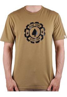 Camiseta Mcd Regular - Masculino