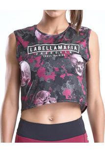 Cropped Labellamafia Unbroken