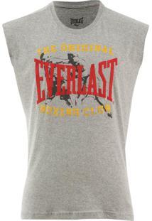 Camiseta Machão Everlast Boxing Club