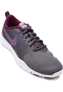 uk availability 5dd60 7a738 ... Tênis Nike Flex Essential Tr Feminino - Feminino-Cinza