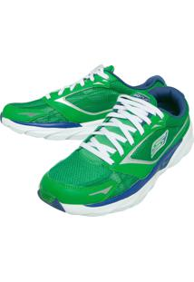 Tênis Skechers Go Run Ride 3 Verde