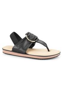 Sandália Feminina Napa Modare Palmilha Ultra Conforto Modare 7141117 Modare Preto