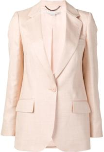 Stella Mccartney Blazer Slim - Rosa