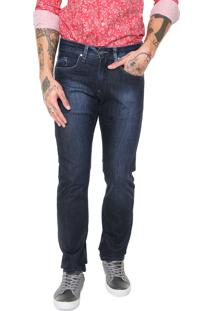 Calça Jeans Replay Slim Waitom Azul