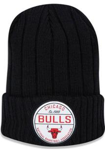 3723cd71a80b0 ... Gorro Touca Chicago Bulls Beveled Hit New Era - Unissex