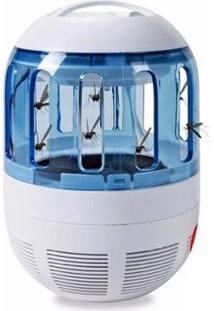 Luminária Mata Mosquito Pernilongo Moscas Led Luz Uv Repelente Dengue Zika - Unissex