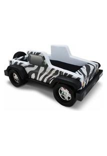 Mini Cama Jeep Safari - Cama Carro