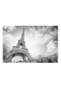 Painel Adesivo De Parede - Torre Eiffel - Paris - 1668Png
