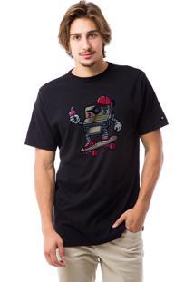 Camiseta Liv Geek The Pola Rider Preto