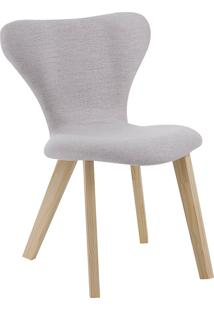 Cadeira Açaí F45-3 Linhão – Daf Mobiliário - Cinza