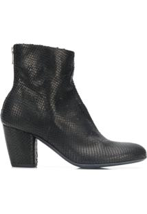Officine Creative Ankle Boot Julie - Preto
