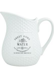 Bule Para Chá Sweet Home Branco 1,15 L