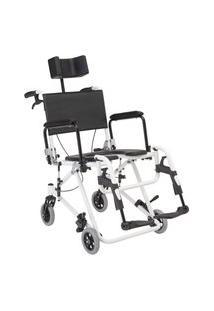 Cadeira De Banho Em Alumínio Reclinável H3 Ortobras