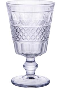 Conjunto De 6 Taças De Vidro Para Água Geometric 250Ml