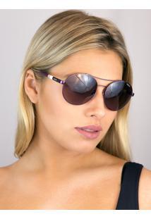 Óculos De Sol Feminino Vogue - 0Vo4040Sl 50418H57