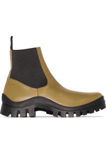 Atp Atelier Ankle Boot Enna 85 - Verde
