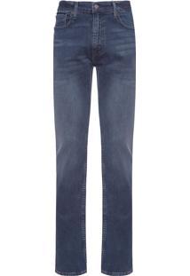 Calça Jeans Masculina 513 Slim Straight - Azul