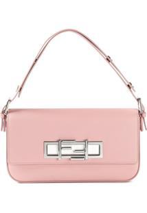 Fendi Bolsa Modelo '3Baguette' - Rosa