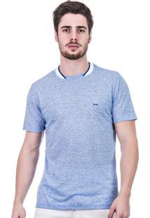 Camiseta Hifen Eco Nature Azul