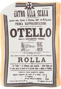 Fornasetti Prato Otello - Branco