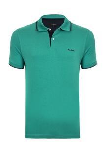 Camisa Polo Pierre Cardin Exclusive Masculina - Masculino