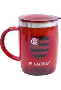 Caneca Minas De Presentes Flamengo Vermelho - Kanui