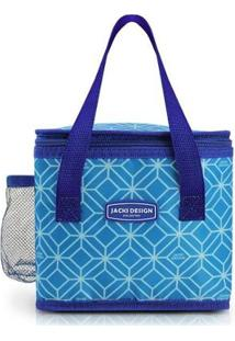Bolsa Térmica Jacki Design Fresh - Unissex-Azul