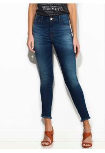 Calça Jeans Azul